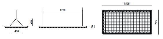 Eggboard Dimensions